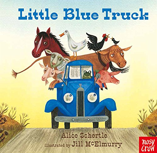 9780857637345: Little Blue Truck