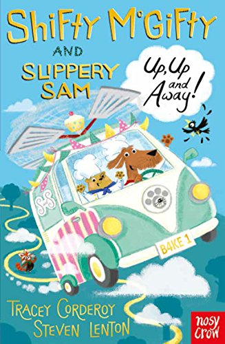 9780857638489: Shifty McGifty and Slippery Sam: Up, Up and Away!: Two-colour fiction for 5+ readers