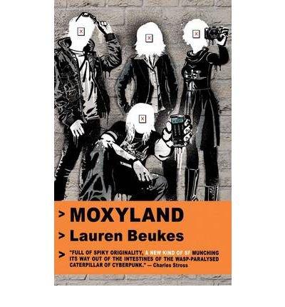9780857660015: Moxyland