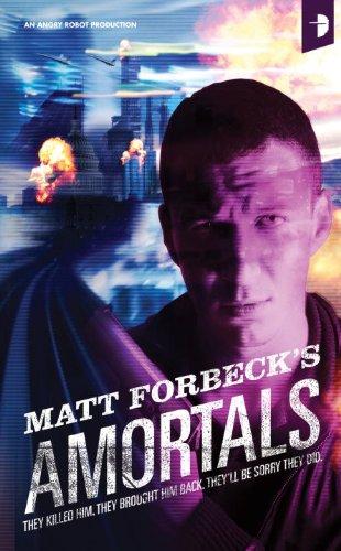 Amortals: Forbeck, Matt