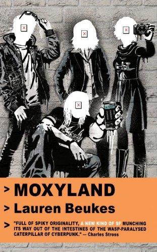 9780857660046: Moxyland (Angry Robot)