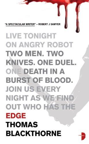 9780857660404: Edge (Angry Robot)