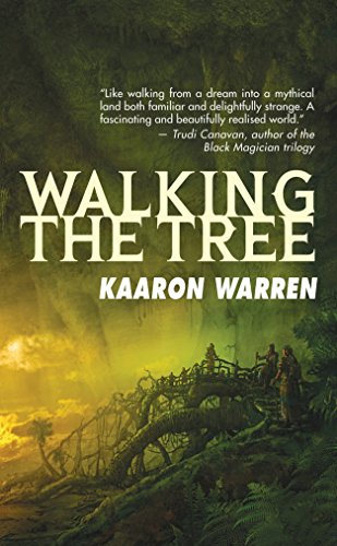 9780857660435: Walking the Tree (Angry Robot)
