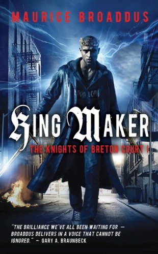 9780857660527: King Maker: The Knights of Breton Court, volume 1