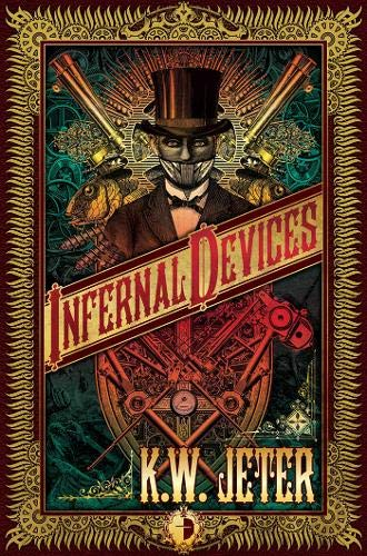 9780857660961: Infernal Devices (Angry Robot)