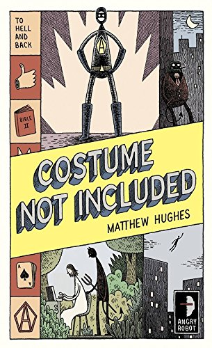 9780857661395: Costume Not Included: To Hell and Back, Book 2