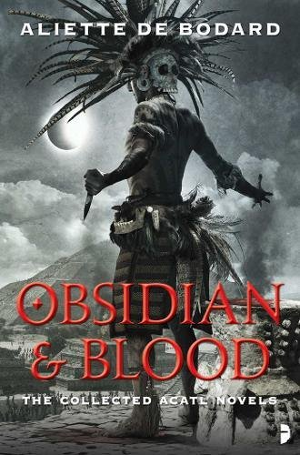 9780857662354: Obsidian and Blood (Angry Robot)
