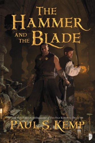 9780857662453: The Hammer and the Blade: A Tale of Egil & Nix