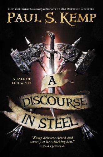 9780857662521: A Discourse in Steel