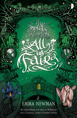 9780857663269: All Is Fair: The Split Worlds - Book 3