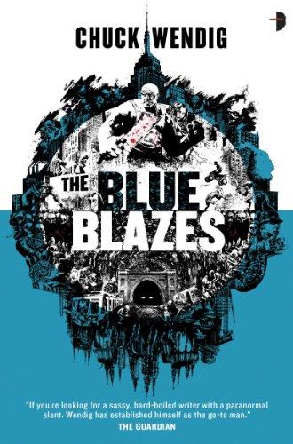 9780857663344: Blue Blazes