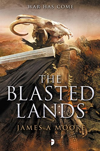9780857663924: The Blasted Lands: Seven Forges, Book II