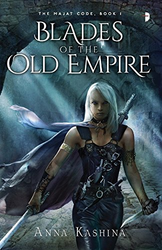 9780857664129: Blades of the Old Empire: Book I of the Majat Code (Code of the Majat)