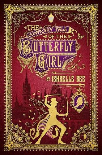 9780857664440: Contrary Tale of Butterfly Girl