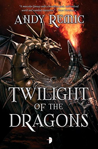 9780857664570: Twilight of the Dragons (Blood Dragon Empire)