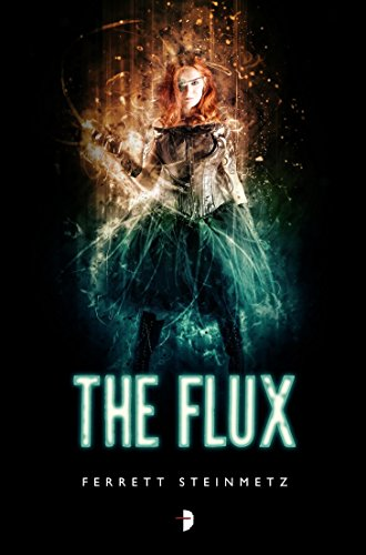 9780857664631: The Flux (The Mancer Chronicles)