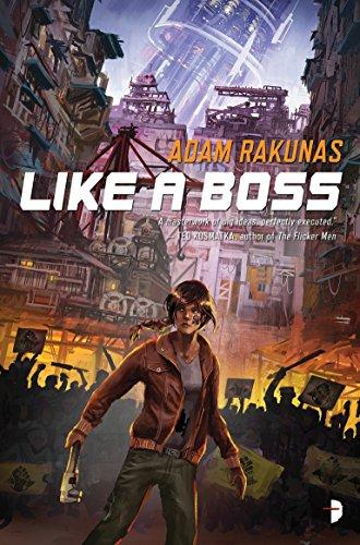 9780857664815: Like a Boss: Windswept Book Two