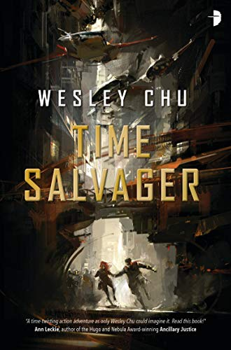 9780857665232: Time Salvager