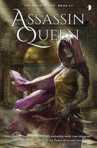 9780857666055: Assassin Queen (The Majat Code Series)