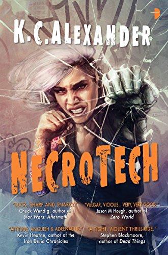 9780857666246: Necrotech (SINless)