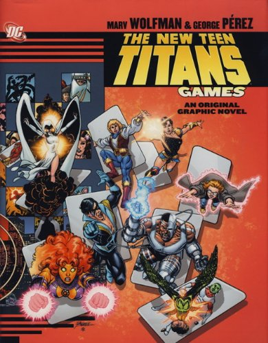 9780857680013: The New Teen Titans: Games