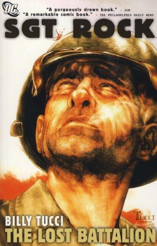 9780857680099: Sgt. Rock: Lost Battalion