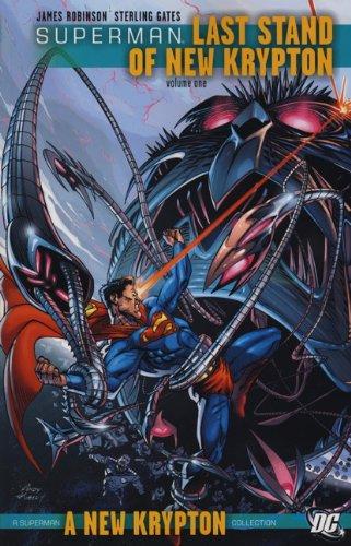 9780857680112: Last Stand of New Krypton Volume 1.