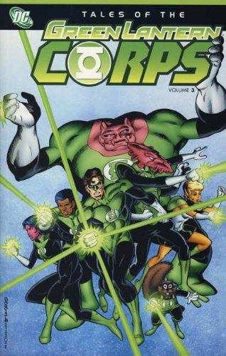 9780857680235: Tales of the Green Lantern Corps: v. 3 (Tales of the Green Lantern 3)