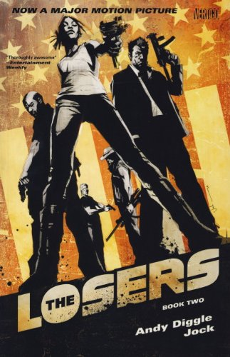 9780857680266: The Losers: Book Two