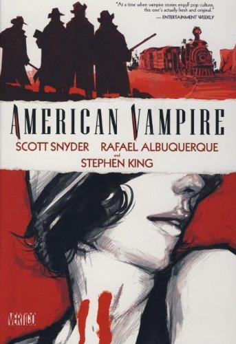 9780857680310: American Vampire: v. 1
