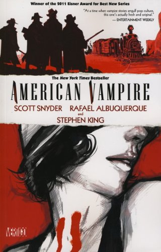 9780857680327: American Vampire: v. 1