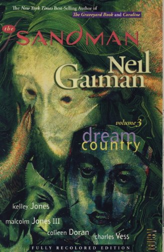 9780857680389: Sandman: Dream Country. Neil Gaiman Dream Country v. 3