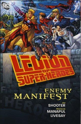 9780857680747: Legion of Super-Heroes: Enemy Manifest