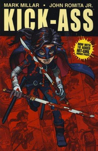 9780857681027: Kick-Ass (Hit Girl Cover)