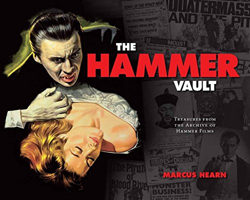 9780857681171: The Hammer Vault: Treasures from the Archive of Hammer Films