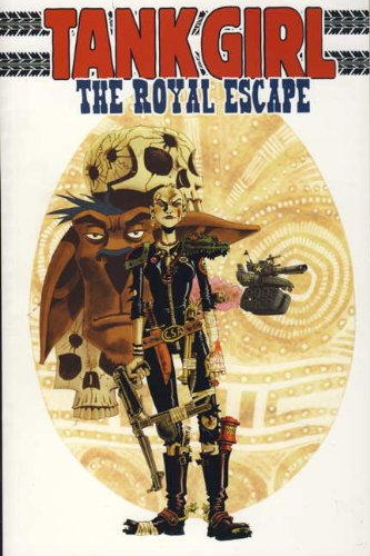 9780857681249: Tank Girl: Royal Escape