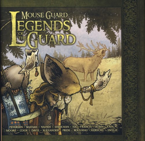 9780857681423: Mouse Guard: Mouse Guard Legends of the Guard v. 1