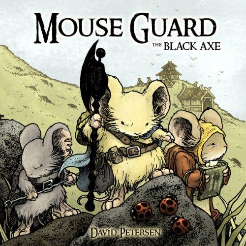 9780857681430: Mouse Guard: Black Axe