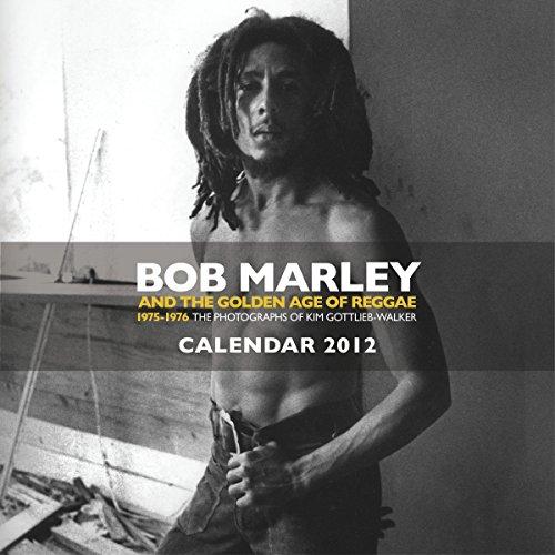 9780857681478: Bob Marley Calendar 2012