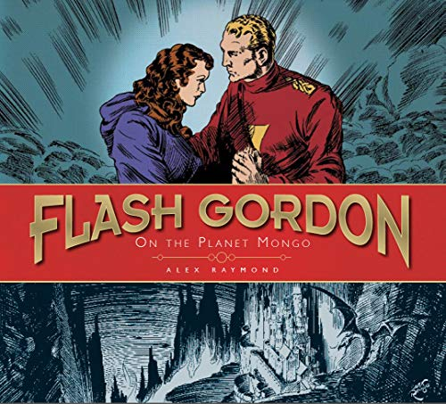9780857681546: Flash Gordon: On the Planet Mongo: The Complete Flash Gordon Library 1934-37 (Complete Flash Gordon Libr 1)