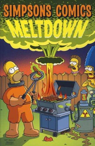9780857681560: Simpsons Comics