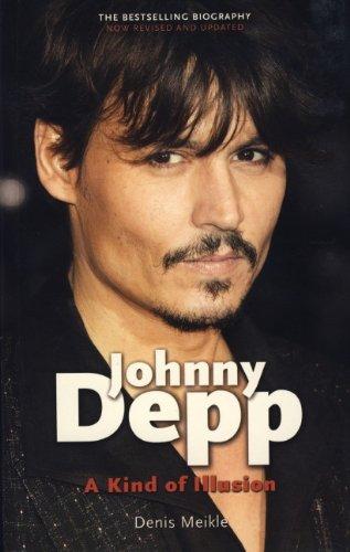 9780857681614: Johnny Depp: A Kind of Illusion