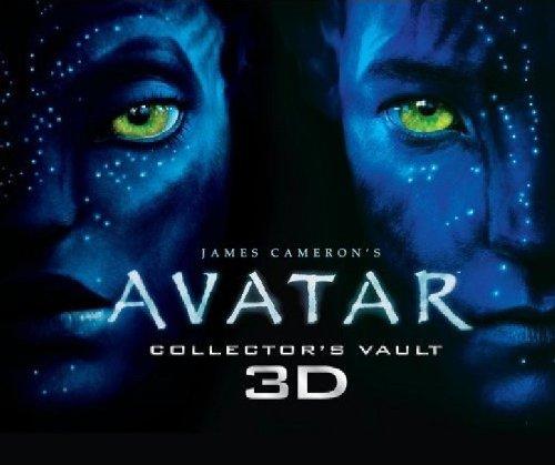 9780857682048: Avatar: Collector's Vault 3D.