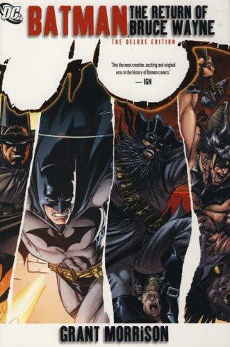 Batman: Return of Bruce Wayne: Grant Morrison, Chris Sprouse