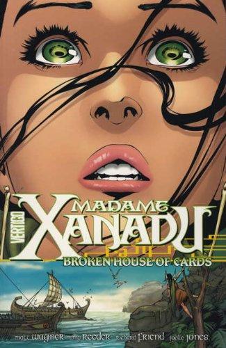 9780857682338: Madam Xanadu Volume 3, . House of Broken Cards