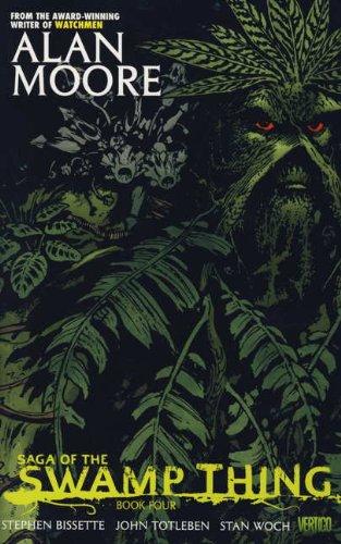 9780857682352: Saga of the Swamp Thing Book 4.