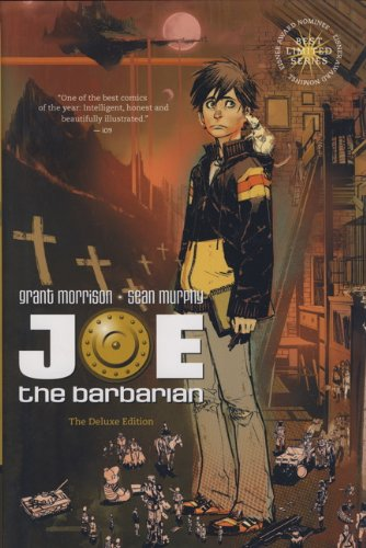 9780857682406: Joe the Barbarian