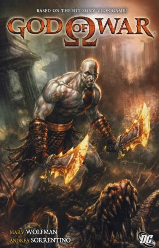 9780857682628: God of War (Graphic Novel)