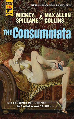 9780857682888: The Consummata (Hard Case Crime Novels)