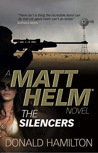 9780857683397: Matt Helm - The Silencers